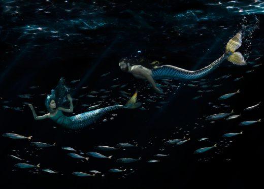 Poseidon und Amphititre